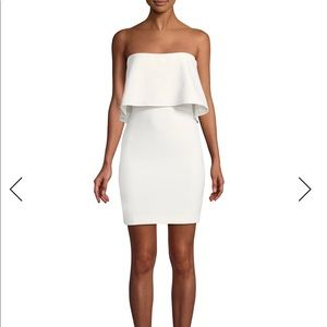Likely Driggs Strapless Popover Mini Dress - S4